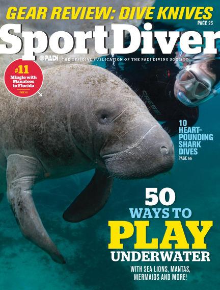 Sport Diver December 12, 2015 00:00