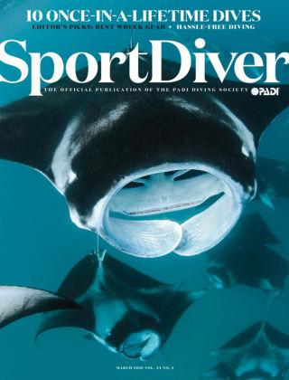 Sport Diver Mar 2016