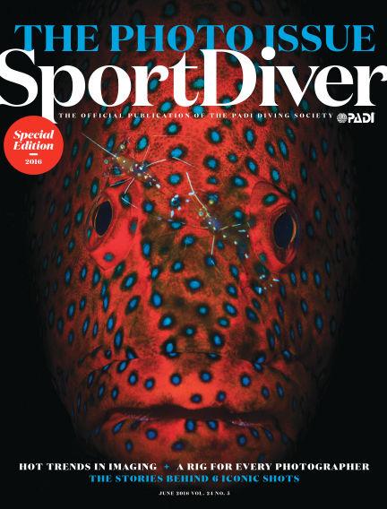 Sport Diver April 30, 2016 00:00