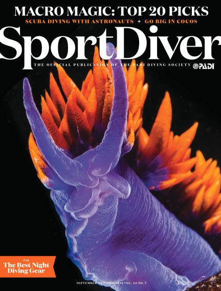 Sport Diver August 13, 2016 00:00