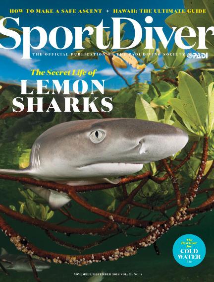 Sport Diver October 15, 2016 00:00
