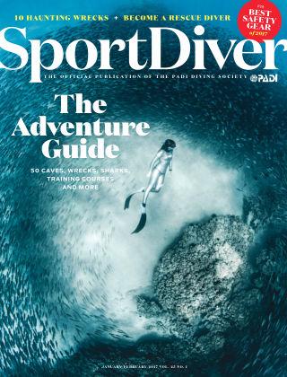 Sport Diver Jan-Feb 2017