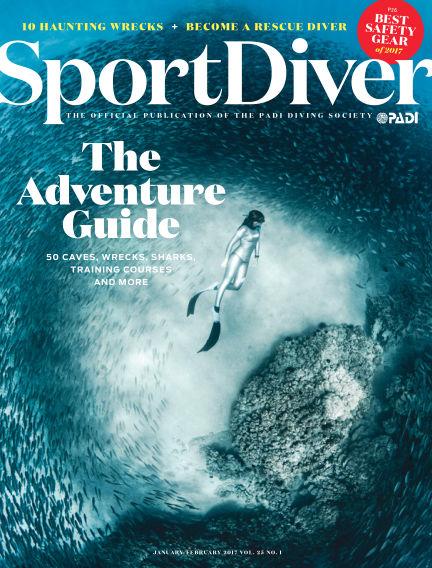 Sport Diver December 10, 2016 00:00