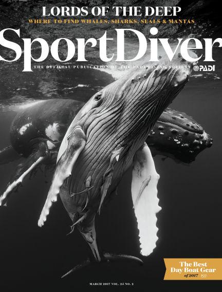 Sport Diver January 21, 2017 00:00