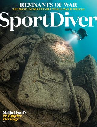 Sport Diver Apr 2017
