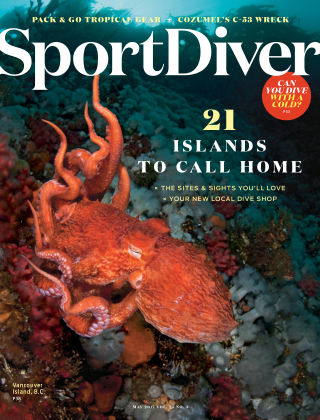 Sport Diver May 2017