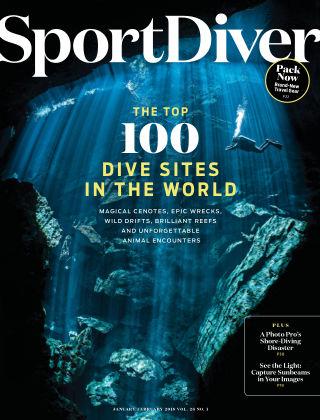 Sport Diver Jan-Feb 2018