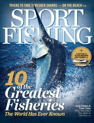 Sport Fishing March 2013
