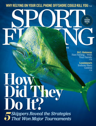 Sport Fishing April 2013