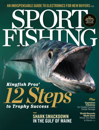 Sport Fishing May 2013