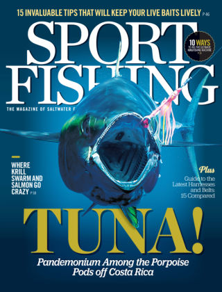 Sport Fishing June 2013