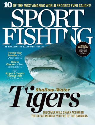 Sport Fishing July / Aug 2013
