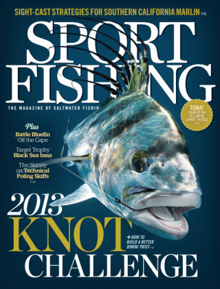 Sport Fishing Sept / Oct 2013
