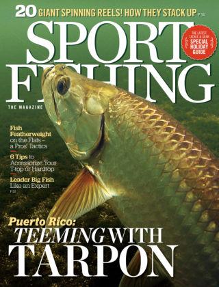 Sport Fishing Nov / Dec 2013