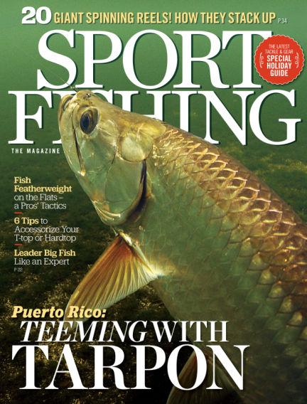 Sport Fishing October 19, 2013 00:00