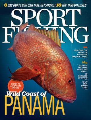 Sport Fishing February 2014