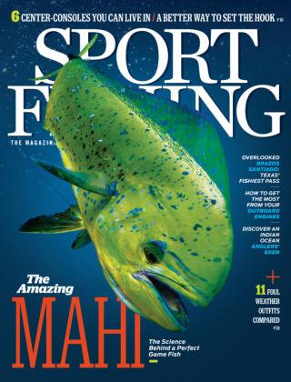 Sport Fishing March 2014