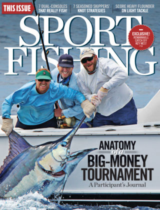 Sport Fishing April 2014