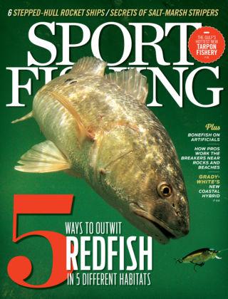 Sport Fishing May 2014