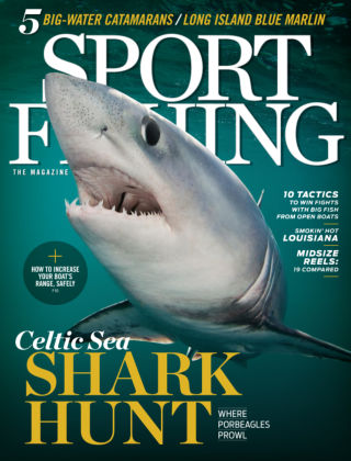 Sport Fishing June 2014