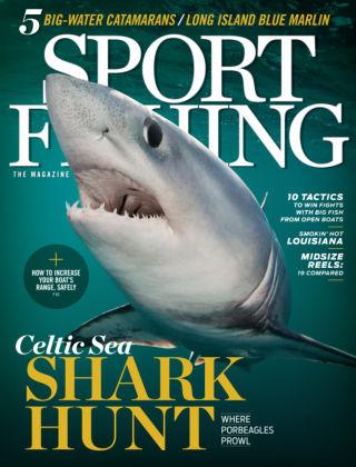 Sport Fishing June 2014
