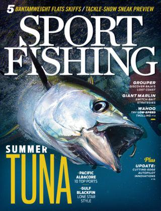 Sport Fishing July / August 2014