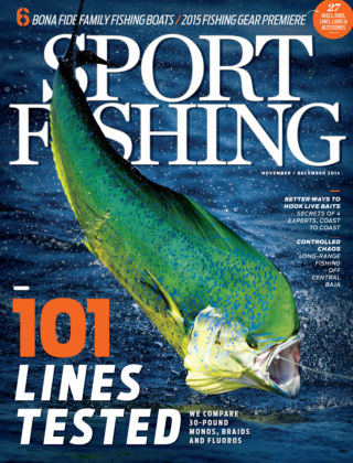 Sport Fishing NOV / Dec 2014