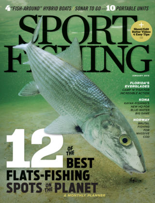 Sport Fishing January 2015