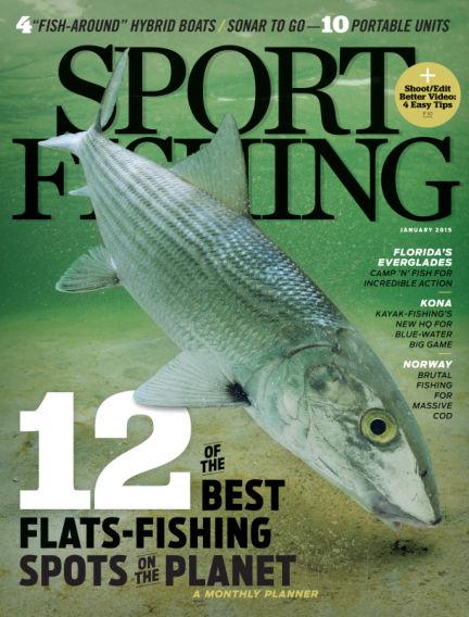 Sport Fishing December 13, 2014 00:00