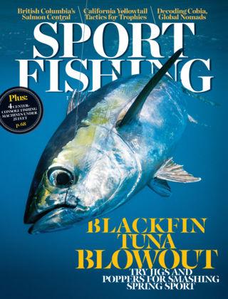 Sport Fishing February 2015