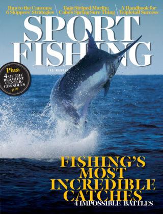Sport Fishing March 2015