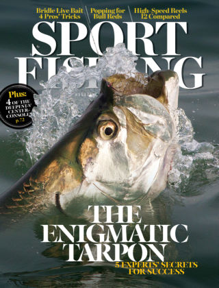 Sport Fishing April 2015