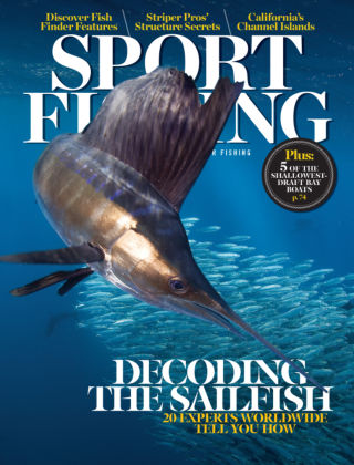 Sport Fishing May 2015