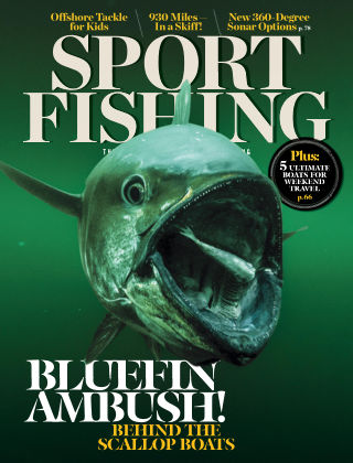 Sport Fishing June 2015