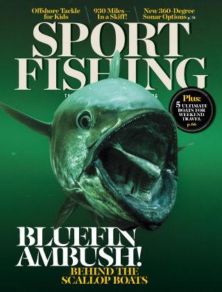 Sport Fishing June 2015