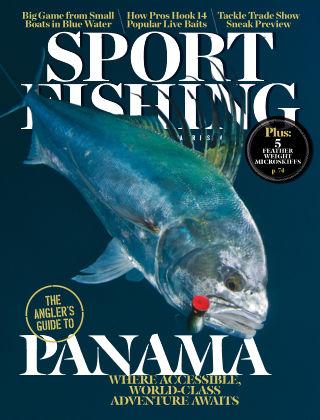 Sport Fishing July / August 2015