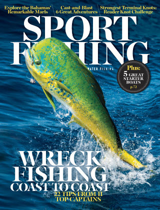 Sport Fishing Sept / Oct 2015