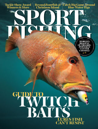 Sport Fishing Nov / Dec 2015