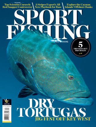 Sport Fishing Mar 2016