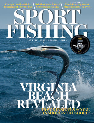 Sport Fishing Apr 2016