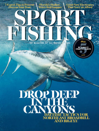 Sport Fishing May 2016