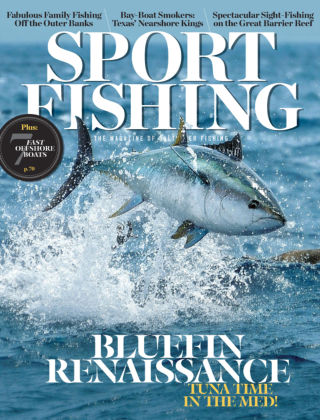 Sport Fishing Jun 2016