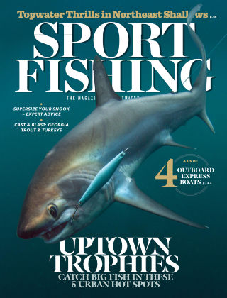 Sport Fishing Sep-Oct 2016