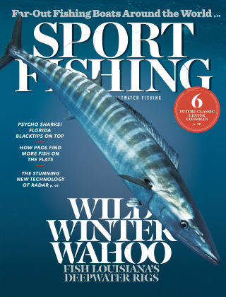 Sport Fishing Jan 2017