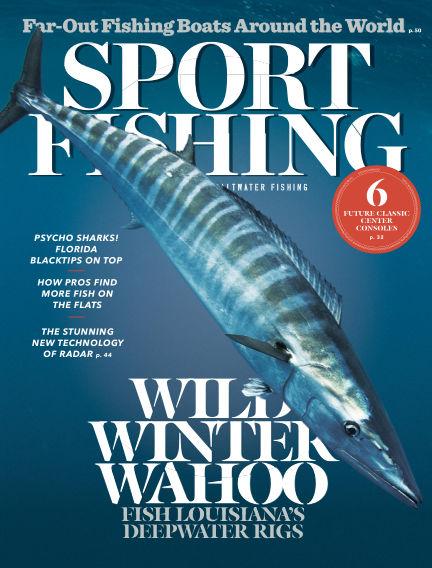 Sport Fishing December 10, 2016 00:00