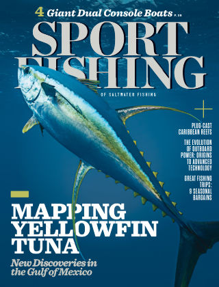 Sport Fishing Feb 2017