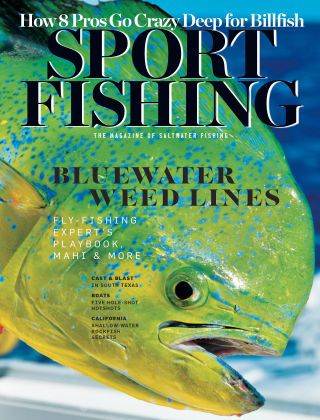 Sport Fishing Mar 2017