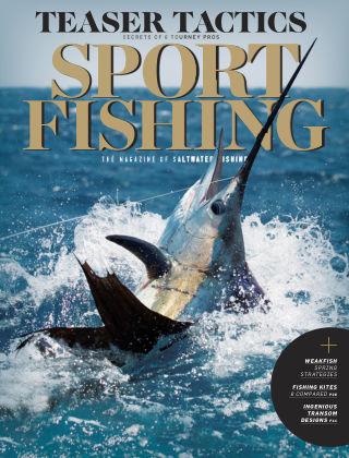 Sport Fishing Apr 2017