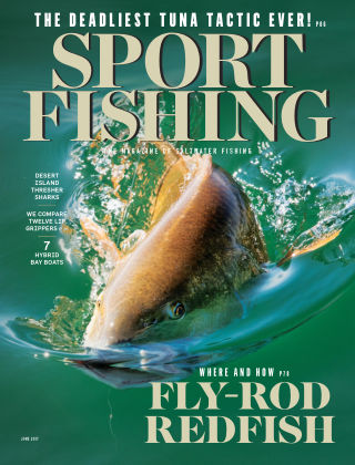 Sport Fishing Jun 2017