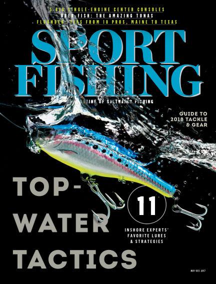 Sport Fishing October 14, 2017 00:00